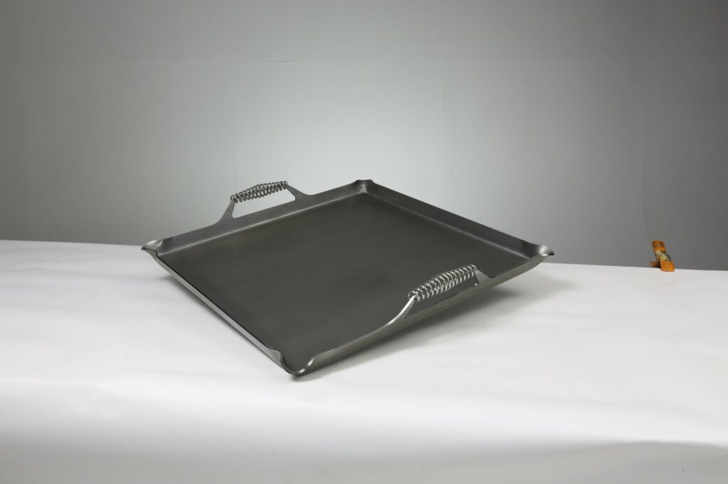 Chef King Griddle for commercial grill