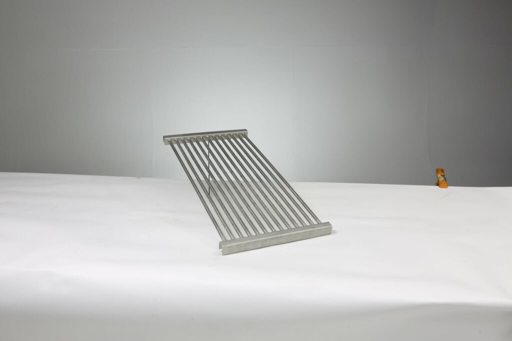 commercial TUFF grill replacement round bar grate